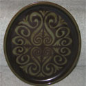 Bokhara scroll design discontinued denby pottery