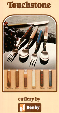 Touchstone Cutlery by Denby